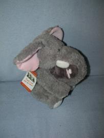 KP-1811  Gloednieuw! Villa Joep/Happy Horse olifant met kindje