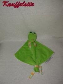 KP-1011  Pack-Toys kroeldoekje kikker
