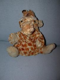 AJ-868  Evora handpop giraffe - 26 cm