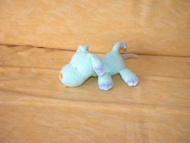 H-534  Happy Horse hondje Chubbles nr.1  2002 - 16 cm