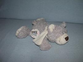 B-1746  Gloednieuw! Nici beer met sjaaltje Winterbear - 34 cm
