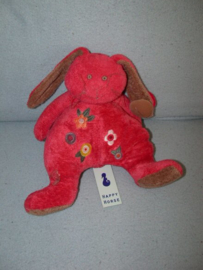 K-905  Gloednieuw! Happy Horse konijn Sam nr.1  2004 - 25 cm