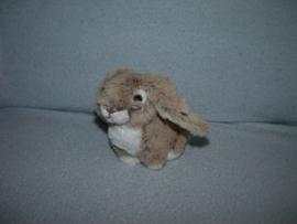 K-1325  Toys konijntje - 16 cm