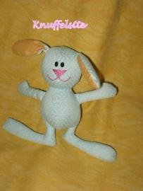K-499  Hema konijntje - 17 cm