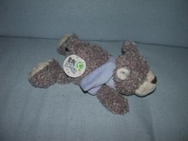 B-1747  Gloednieuw! Nici beer met sjaaltje Winterbear - 34 cm