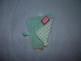 PS-1263  Snoozebaby/Sudocrem labeldoekje, draadjesstof/tricot