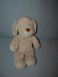 H-431  Nicotoy hond Pebbles ZONDER truitje - 29 cm