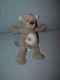 KP-1323  Eddy Toys poesje - 23 cm
