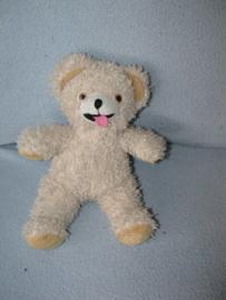B-1490  Robijn beer Robijntje (geborduurde ogen) - 24 cm