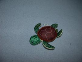 QZ-1059  National Geographic/McDonalds schildpadje - 12 cm