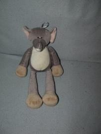 KP-1556  Teddykompaniet olifant - 33 cm