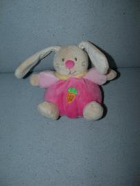K-825  Eddy Toys konijn - 16 cm