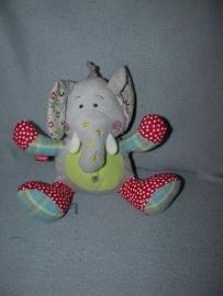 KP-1348  Tiamo olifant Dani - 20 cm