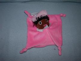 PS-947  Prenatal kroeldoekje Zwarte Piet