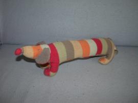 H-384  Happy Horse hond/tekkel Dries 2007 - 37 cm