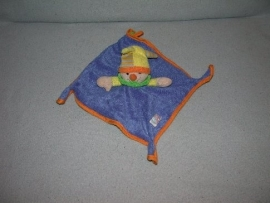 AJ-455  Simba Baby kroeldoekje clown