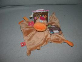 E-449  Gloednieuw! Bacladi/Dushi kroeldoek eend