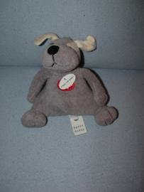 H-699  Gloednieuw! Happy Horse hond Mr. D met geluid, 2005 - 19 cm