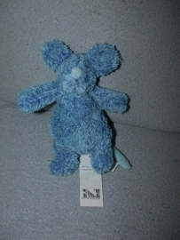 M-214  Gloednieuw! Happy Horse muis Melvin nr.1  2005 - 15 cm