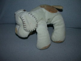 H-220  Eddy Toys hond, groot model - 24 cm