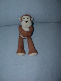 AJ-871  Hema aapje met magneetjes - 20 cm