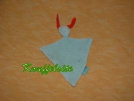 K-656  Koonijn kroeldoekje konijn