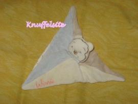 B-754  Disney Baby kroeldoekje Winnie de Poeh