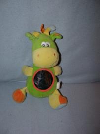 AJ-1236  Playgro activity giraffe met muziekje - 26 cm