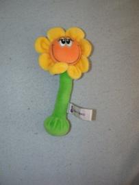 AJ-1348  Happy Horse rammelaar Happy Flowers 2003 - 17 cm