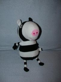 QZ-834  Play by Play zebra Zoe uit Peppa Pig