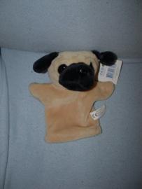 H-1030  Gloednieuw! Evora handpop hond/Boxer