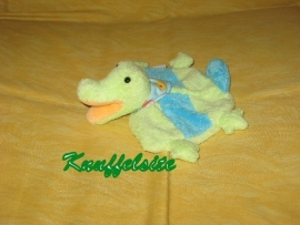 KP-873  Sterntaler kroeldoekje krokodil