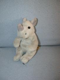 KP-568  Anna Club Plush/WWF neushoorn - 15 cm