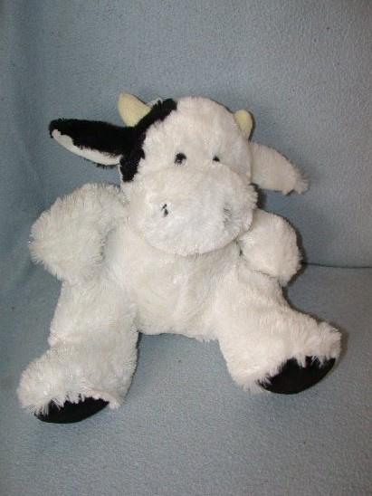 KP-1676  Hema handpop koe met geluid - 25 cm