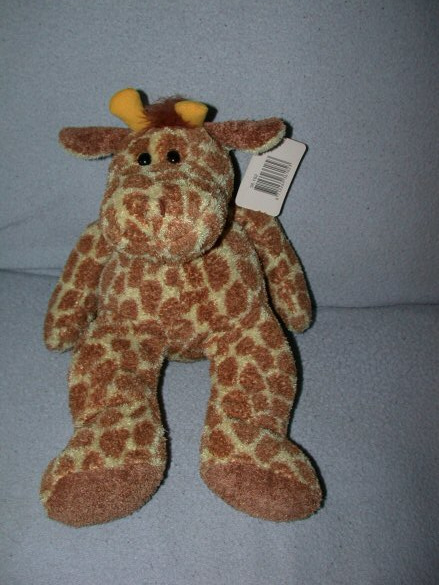 AJ-1177  Gloednieuw! Anna Club Plush giraffe - 37 cm