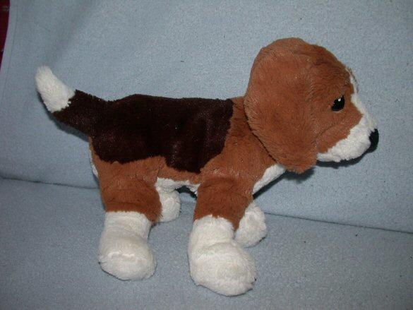 Fonkelnieuw H-823 Ikea hond Beagle, ruwharig - 34 cm   Honden   knuffelsite DS-82