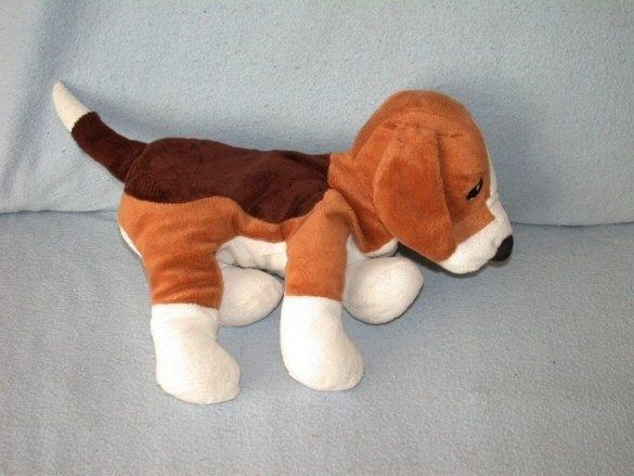 Verbazingwekkend H-792 Ikea hond, gladharige Beagle   Honden   knuffelsite XO-89