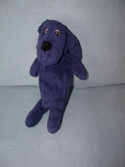 H 320 Ikea hond Gosig GoldenGolden Retriever 34 cm