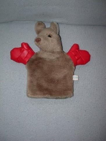 KP-1262  Australia United Souvenirs handpop kangaroe