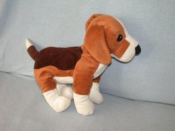 Verwonderlijk H-792 Ikea hond, gladharige Beagle   Honden   knuffelsite NG-95