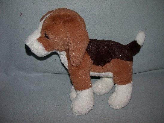 Goede H-823 Ikea hond Beagle, ruwharig - 34 cm   Honden   knuffelsite WV-08