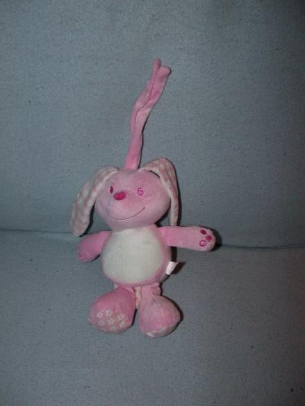 RMK-422  Tiamo muziekdoos konijn