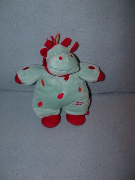 AJ-592  Tiamo giraffe Gino - 26 cm