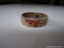 Goudlokje armband