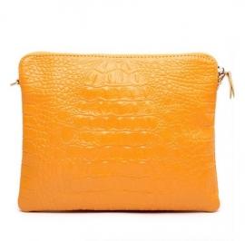 the handbag - geel