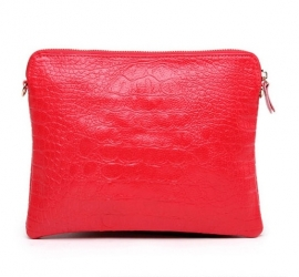 the handbag - rood
