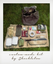Shackleton kit