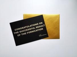 kaart - successful result