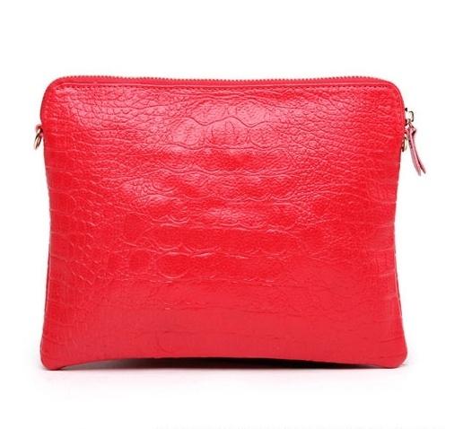 the handbag - rood