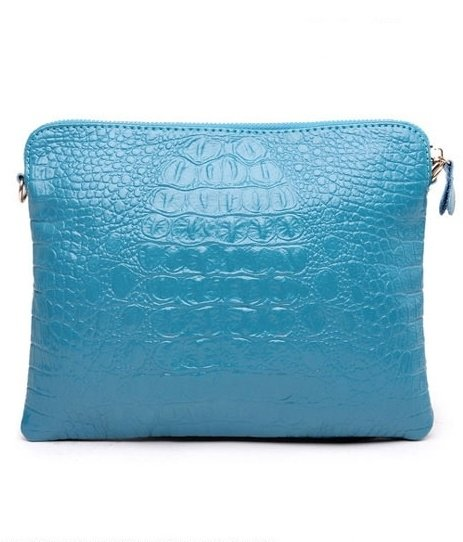 the handbag - blauw